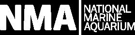 national marine aquarium logo