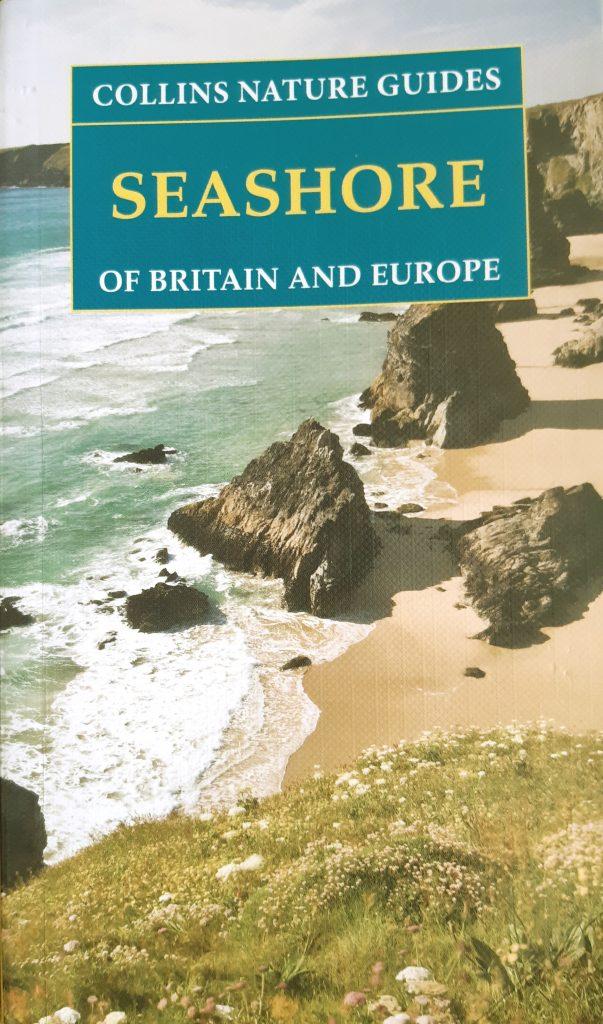 seashore of britain and europe book cover
